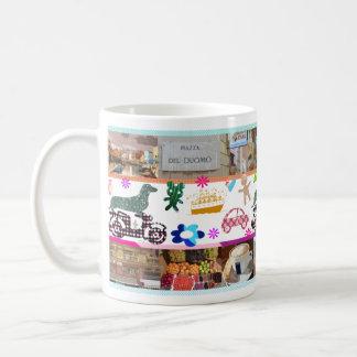 Taza del Dachshund de la taza de café del Dachshun