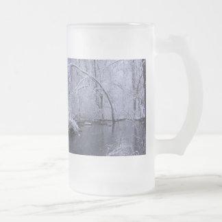 Taza del ~ de la corriente del invierno