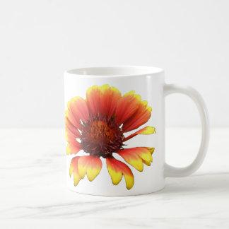 Taza del ~ de la flor combinada