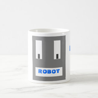 Taza del © del ROBOT