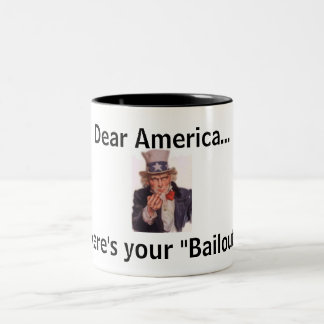 Taza del desalojo urgente de América