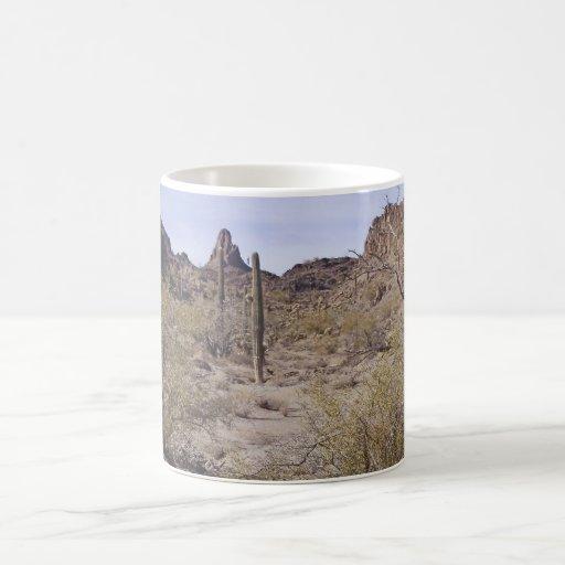 Taza del desierto 02 de Sonoran
