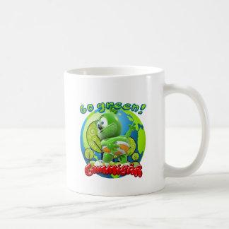 Taza del Día de la Tierra de Gummibär (el oso