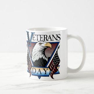 Taza del día de veteranos