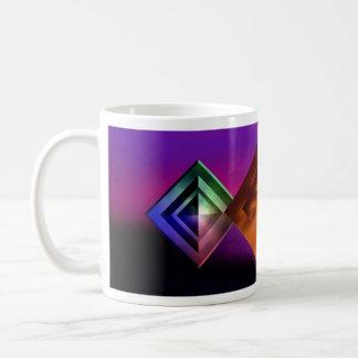 Taza del Diamante-Tri-Sector