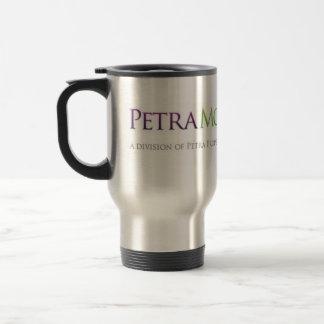 Taza del dinero del Petra