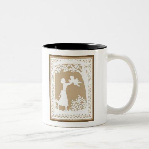 taza del diseñador