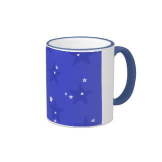 Taza del diseño de la estrella