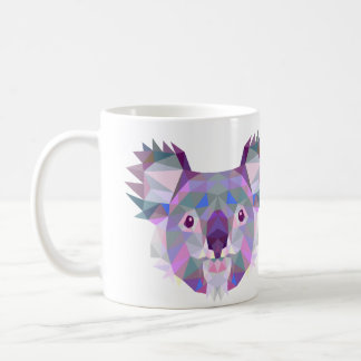 Taza del diseño del oso de koala