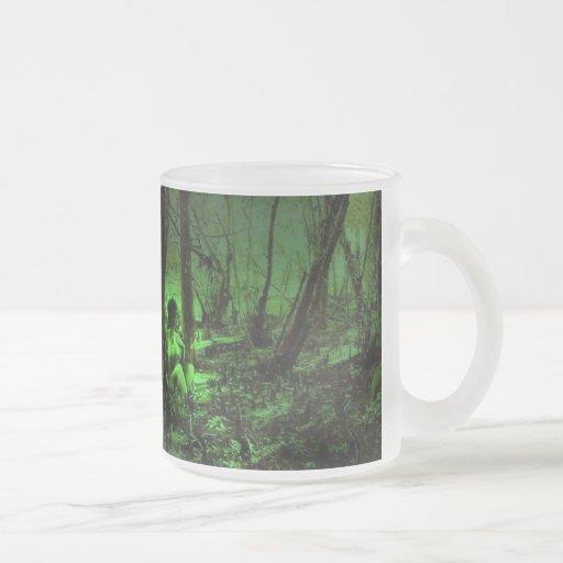 Taza del duende del bosque