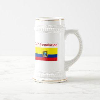Taza del Ecuadorian de Lil