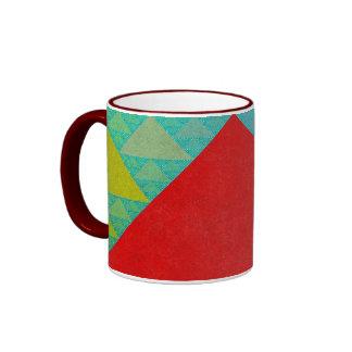 Taza del edredón de Sierpinski