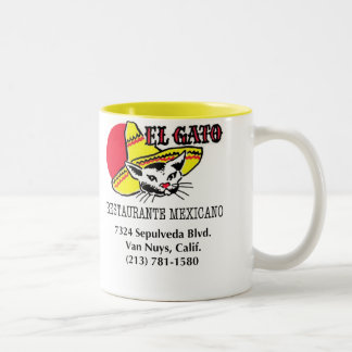 Taza del EL Gato Restaurante