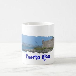 Taza del EL Morro