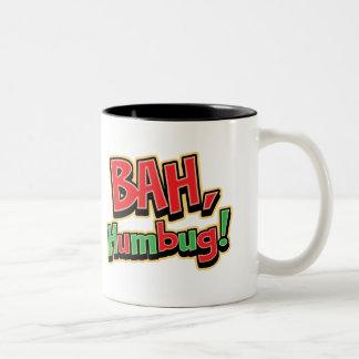 Taza del embaucamiento de Bah