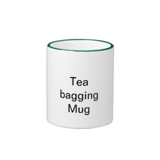 Taza del empaquetamiento del té