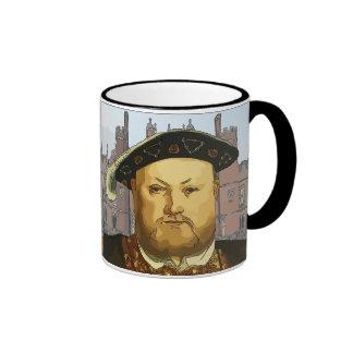 Taza del Enrique VIII