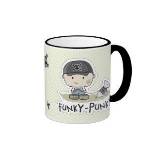 Taza del Enrrollado-Punky