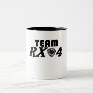 Taza del equipo Rx7