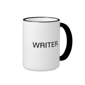 Taza del escritor
