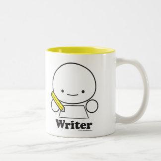 Taza del escritor (más estilos)