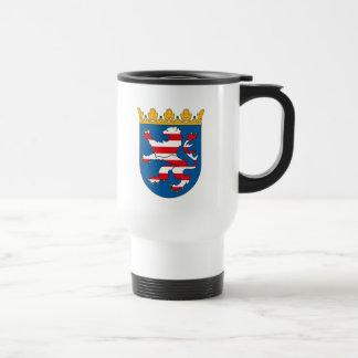 Taza del escudo de armas de Hesse