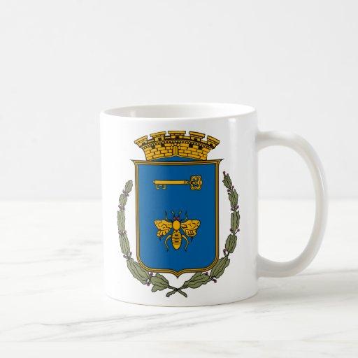 Taza del escudo de armas de La Habana