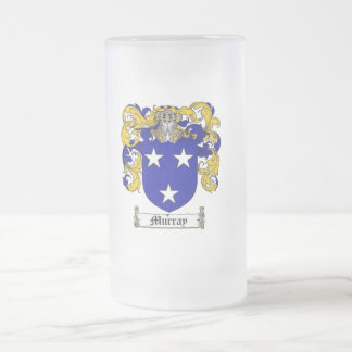 Taza del escudo de armas de Murray