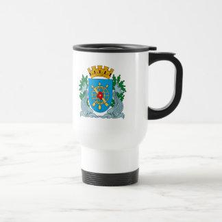 Taza del escudo de armas de Río de Janeiro