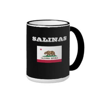 Taza del escudo de Salinas*