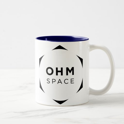 Taza del espacio del OHMIO