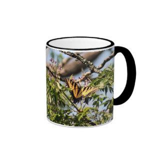 Taza del este de Swallowtail del tigre