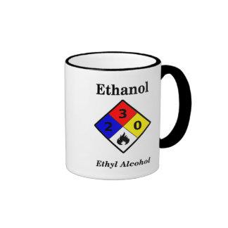 Taza del etanol MSDS