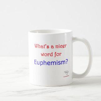 Taza del eufemismo