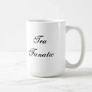Taza del fanático del té