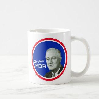 Taza del FDR