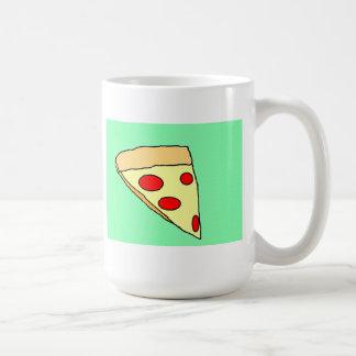 taza del fiesta de la pizza