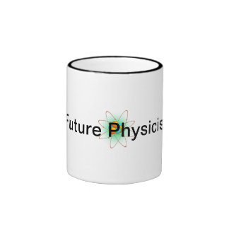 Taza del físico futuro