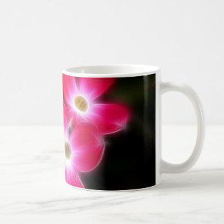 Taza del flor del Dogwood