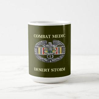 Taza del fondo CMB de la cinta de la campaña del