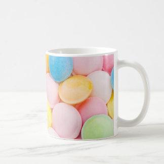 taza del fondo de los dulces del platillo volante