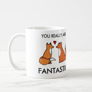 Taza del Fox