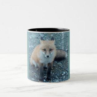 Taza del Fox Cofee