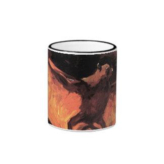 Taza del Fox de vuelo de Van Gogh