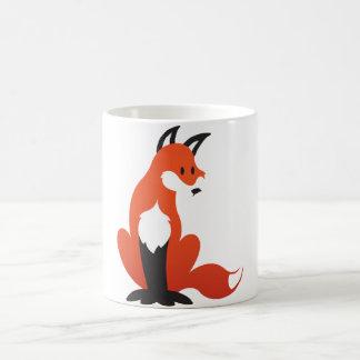 Taza del Fox rojo