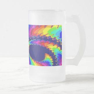 taza del fractal-placer