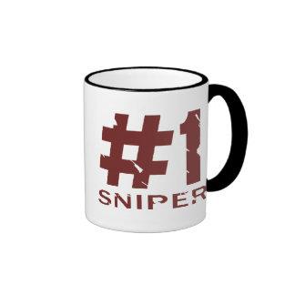 Taza del francotirador #1