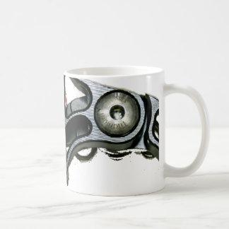 Taza del freno del café