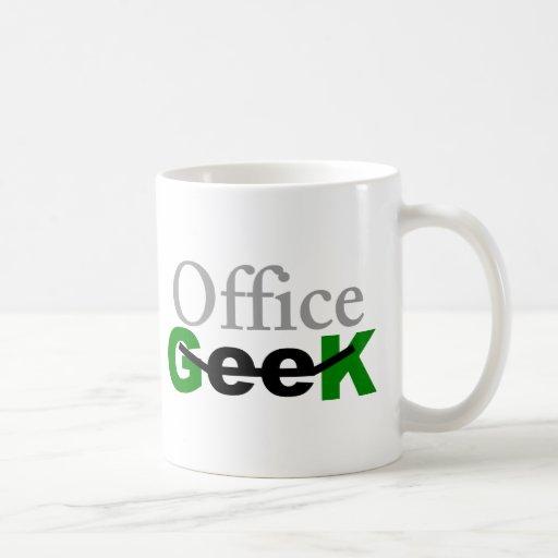 Taza del friki de la oficina