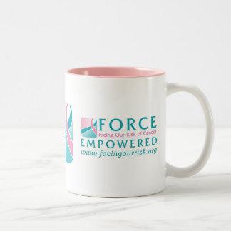 taza del Fuerza-café